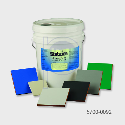 Static Dissipative Floor Paint