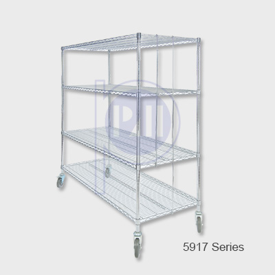 Stainless Steel Wire Shelve